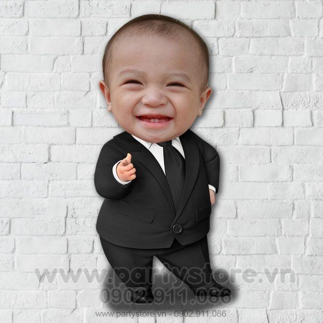 Chibi cho bé trai Baby Boss