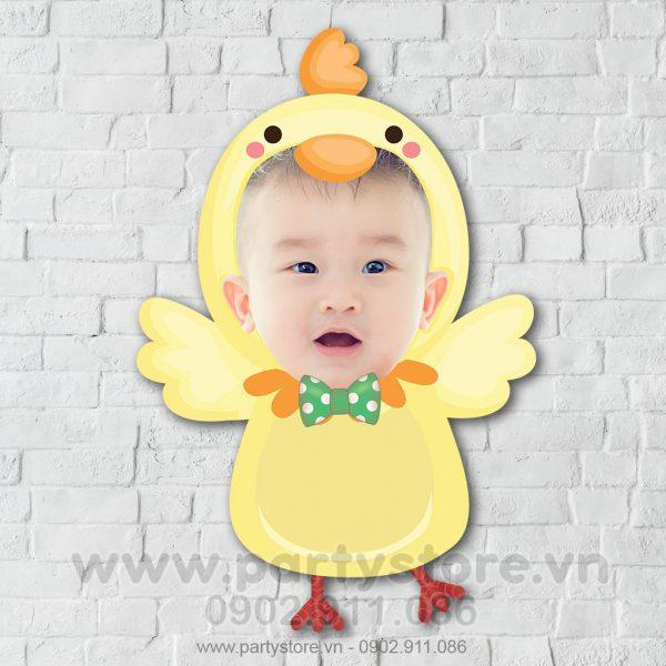 Chibi cho bé tuổi gà