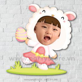 Chibi em bé Thỏ