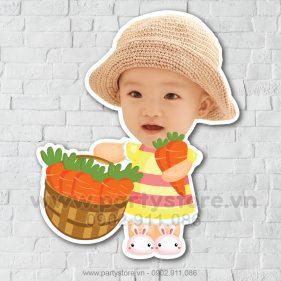 Chibi bé gái Ngộ Nghĩnh