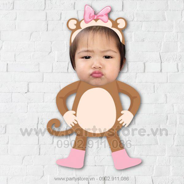 Chibi Khỉ Con