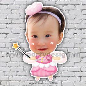 Chibi cho bé thiên thần 2