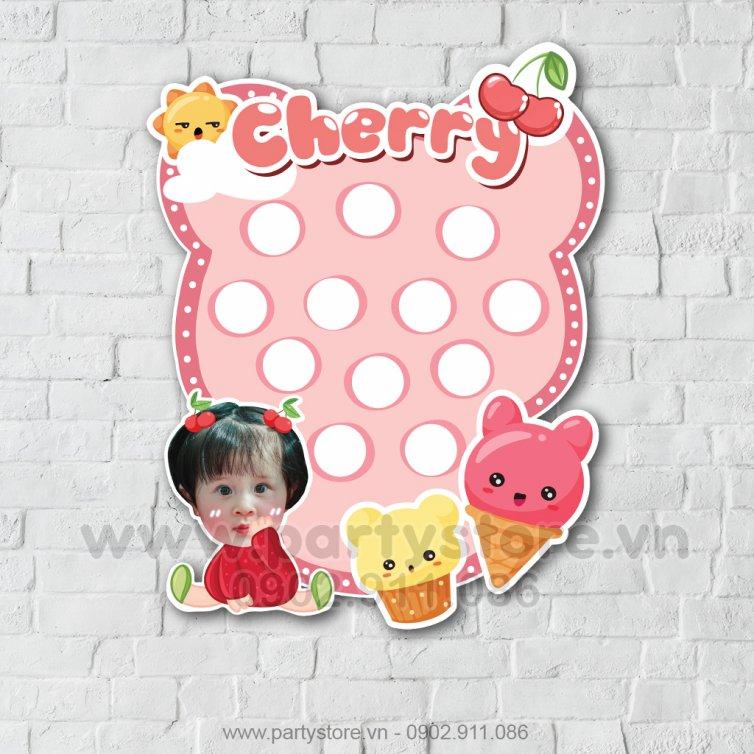 Chủ đề Bé Cherry